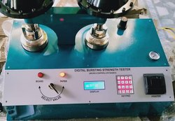 Bursting Strength Tester Pneumatic