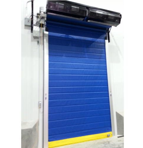 High Speed Automatic Fabric Doors