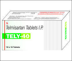 Telmisartan 40 Mg Tablets