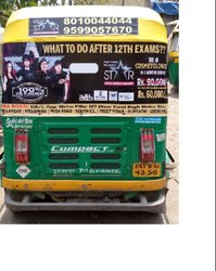Automobile Body Auto,Taxi And Rikshaw Ads Vehicle Branding, in Pan India, Mode Of Advertising: Offline