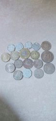 Ram Darbar Old Coins