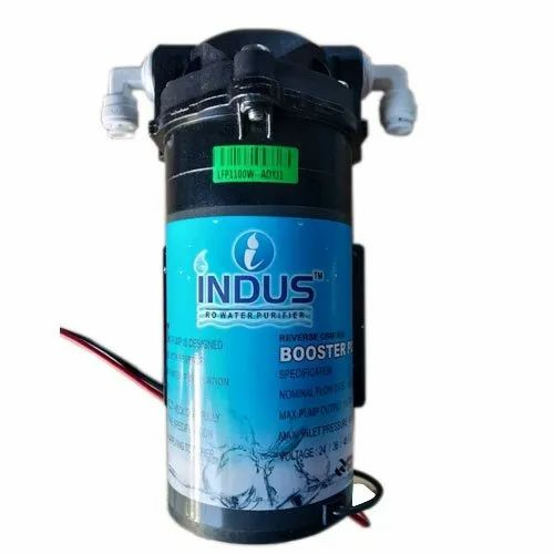 Single Phase Water Purifier Booster Pump, Electric, 24v