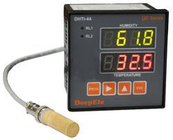 Digital Temperature & Humidity Indicator