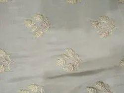 Designer Hand Embroidered Cotton Fabric