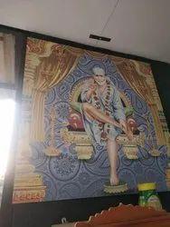 Sai Baba Printed Tiles