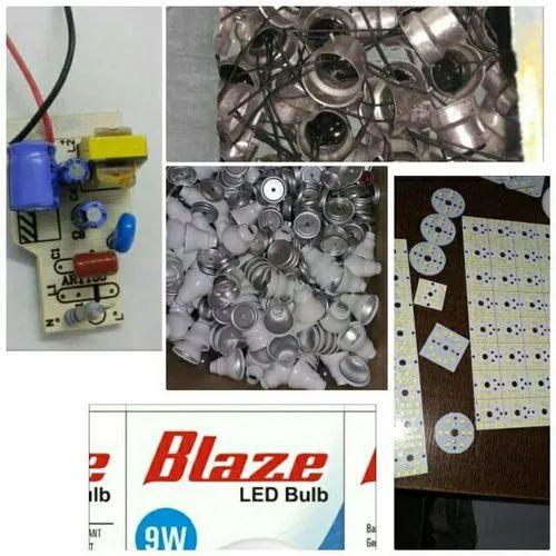 9 Watt LED Raw Material 7watt
