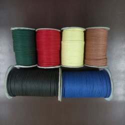 Cotton Waxed Cords For Tag