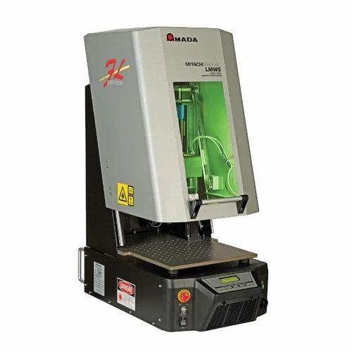 Amada Miyachi Laser Marking Workstation ML7311D