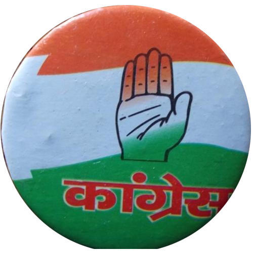 Congress Symbols Election Stickers Manufacturer From Bhopal