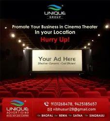 1 Week Digital Theater Advertising, Online
