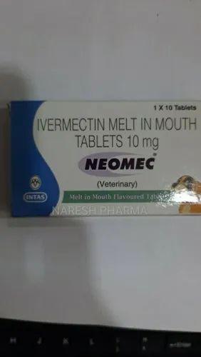 Veterinary Ivermectin Melt Tablets