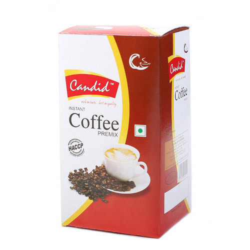 Blended Candid Instant Coffee Premix, 10 Nos Per Box | ID