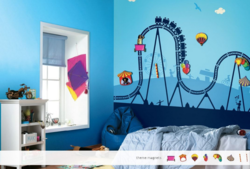 Asian Paints Fun Fair Magneeto Themes