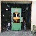 Hydraulic Deep Drawing Press 300 Ton