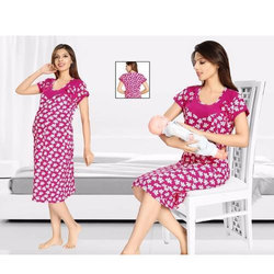 5d96f927da Maternity Nightgowns - Matritva Sambandhi Nightgown Manufacturers ...