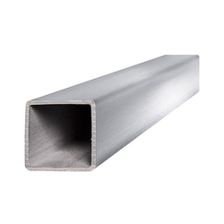 Stainless Steel Square Pipes, Thickness: 0.5-35 Mm