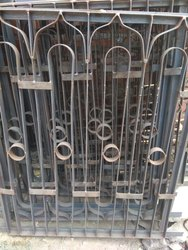 Iron Window Grill