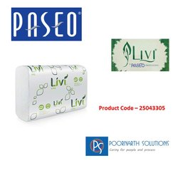 Tissue M-Fold 1Ply/150 Sheets/50 Sleeves(Livi)