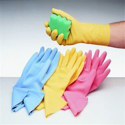 Surf Unlined Rubber Hand Gloves