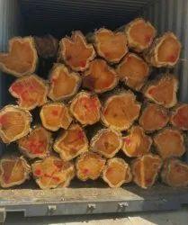 Costa Rica Round Logs