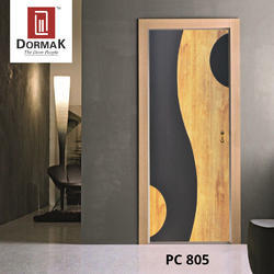PC-805 Designer Waterproof Wooden Door