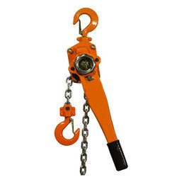 Chain Loader Ratchet Lever Hoist