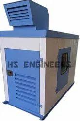 Ashok Leyland Generator Soundproof Enclosure