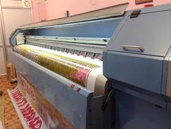 Konica Minolta  Banner Printing Machine