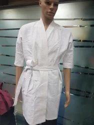 Cotton Bath Robe- BR-3