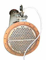 SS Shell And Tube Condenser for Industrial