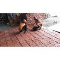 AGT Cement Zig Zag Paver Block, Thickness: 60-80 Mm