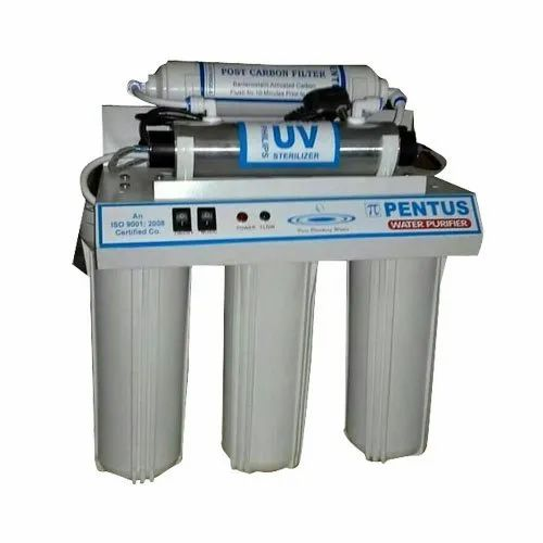 Abs Plastic UV Commercial Water Purifier