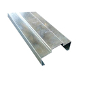 Highly Durable Gi Steel Door Frame And Window Frame Profile Section