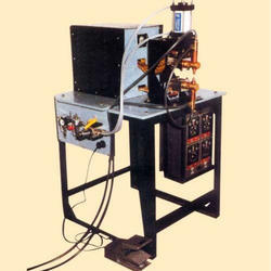 Bench Mounted Spot Welder