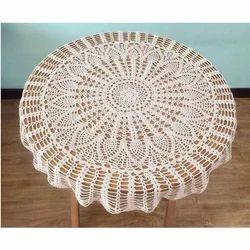 Designer Handmade Crochet Tablecloth