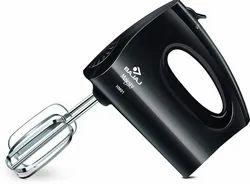 Food Mixer Black Bajaj HM 01 250-Watt Hand Mixer, for Home, Wattage: 250W