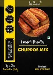 La Casa Vanilla Churros Mix, Packaging Type: Packet, Weight: 1 kg