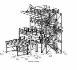 Schools & University Structural Steel Detailing Services, AISC, Pan India