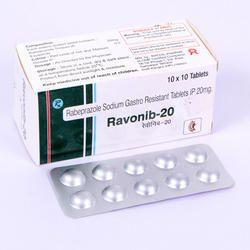 Rabeprazole Sodium Gastro Resistant Tablets IP