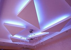 Gypsum False Ceiling Services