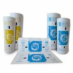 Printed Milk Packaging Roll