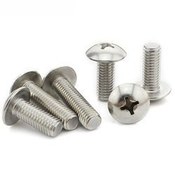 SS Truss Head Screw