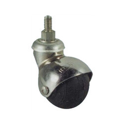 Plate Fitted Ball Castor