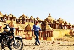 Bike Rental for Rajasthan In Delhi