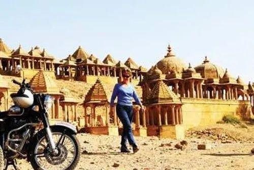Bike Rental for Rajasthan In Delhi