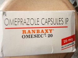 Omesec 20 - Omeprazole Capsules