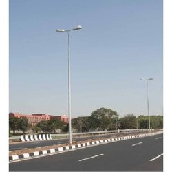 Steel Highway Lighting Pole