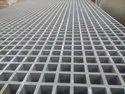 Floor Fiber Grating
