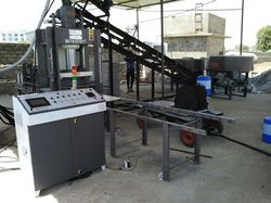 Automatic Fly Ash Bricks Machine (Model :BEW - FA160)