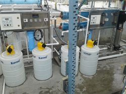Electrocoating Ultrafilters System